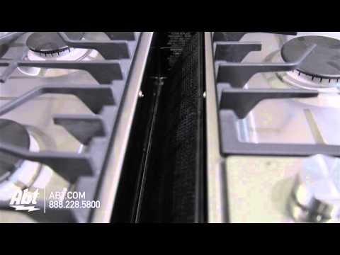 Jenn-Air JX3 Gas Downdraft Cooktop JGD3536 Overview
