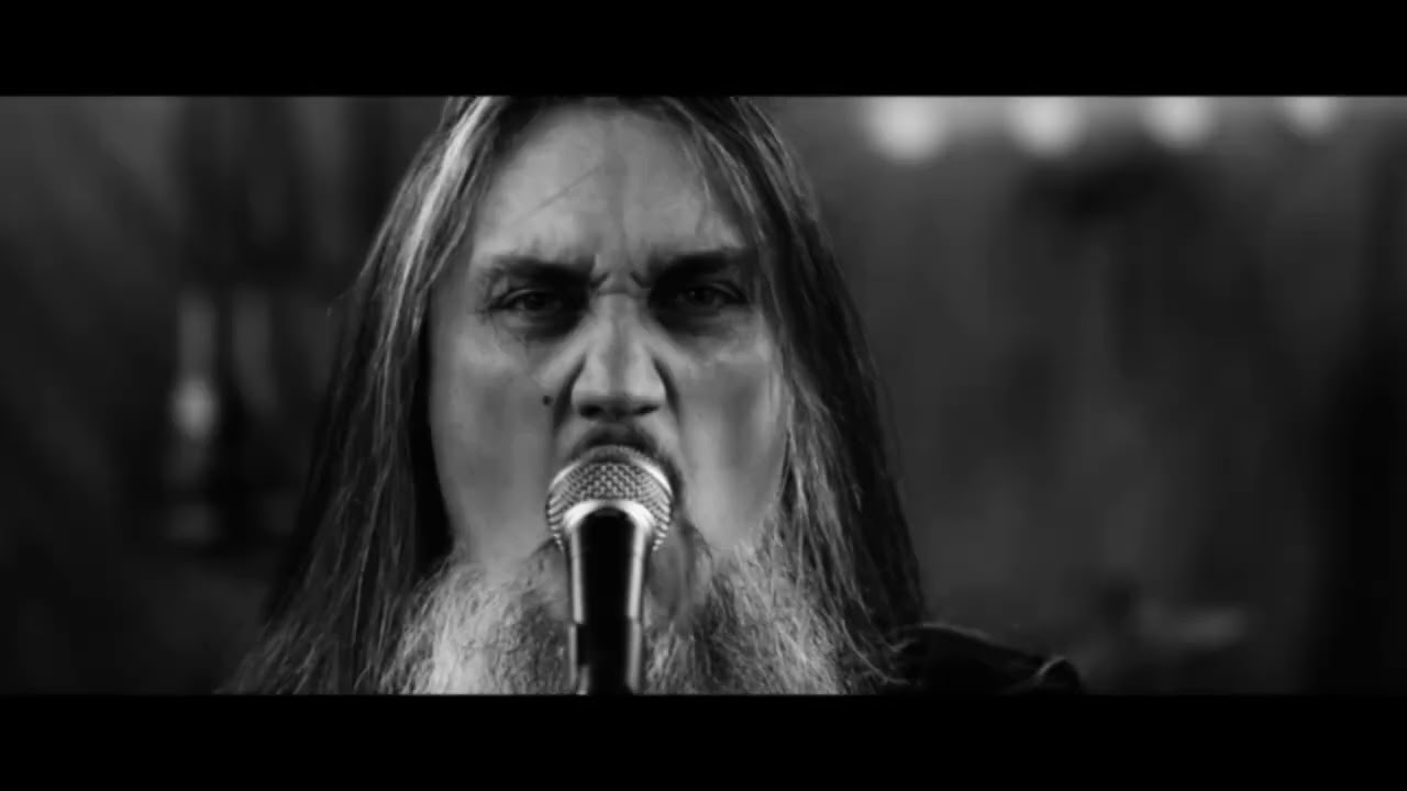 DISPARAGED - Coffin In The Wasteland (OFFICIAL VIDEO)