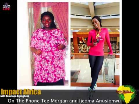 Impact Africa April 5, 2015: Healthy Living with Tee Morgan (First Nigerian to Reach the North Pole)