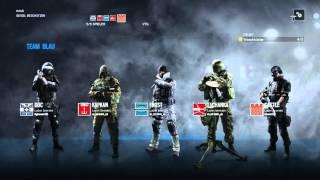 Tom Clancy's Rainbow Six® Siege Terroristenjagt     Die Größten H*rensöhne in R6