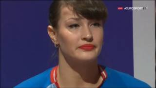 2017 European Weightlifting 75 kg Group A