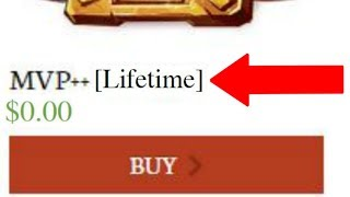 HOW TO get Hypixel MVP++ for LIFE (100% FREE) *WORKING 2019*