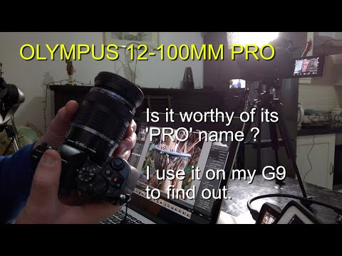 Olympus 12-100mm Pro F4.0 Review. Is it worthy its 'PRO' title? Lets find out.