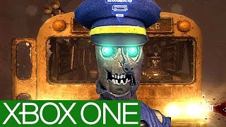 "SUPER EASTER EGG ""RICHTOFEN"" ON XBOX ONE! Call of Duty Black Ops 2 Zombies Gameplay"
