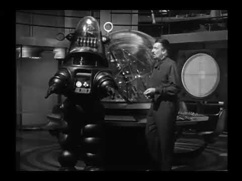 Forbidden Planet 1956 TV
