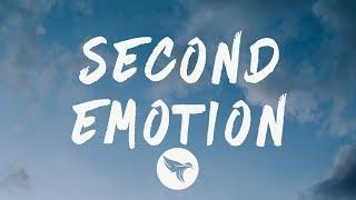 Justin Bieber - Second Emotion (Lyrics) Feat. Travis Scott