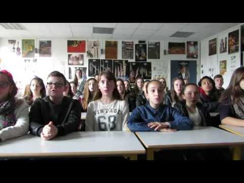 Un jour au mauvais endroit - Chorale du collège Jean Le Coutaller