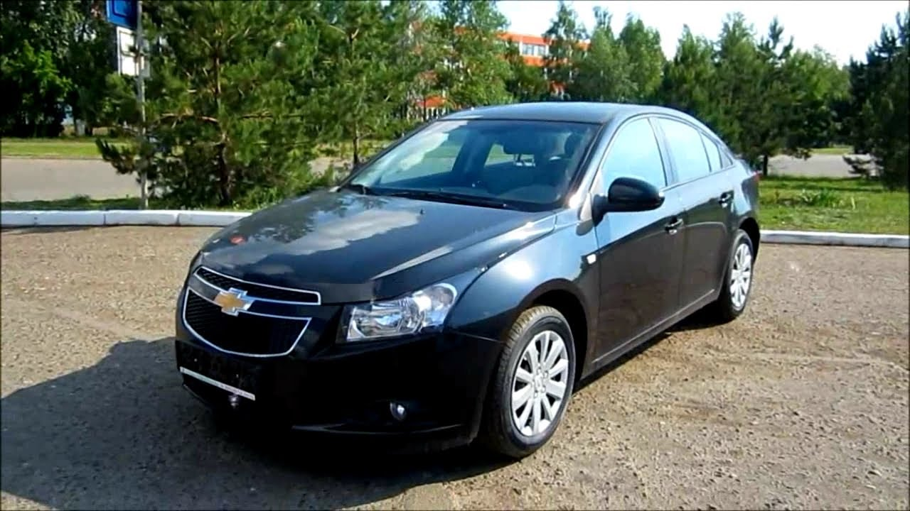 Delightful 2012 Chevrolet Cruze LS. Start Up, Engine, And In Depth Tour.   YouTube