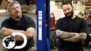 Kevin Clark Abruptly Quits Fired Up Garage! | Misfit Garage