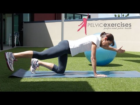 Osteoporosis Exercises Advanced Core Workout