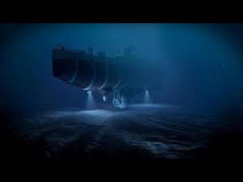 корабль призрак подводная лодка