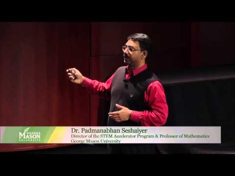 The M in STEM | Padmanabhan Seshaiyer | TEDxGeorgeMasonU