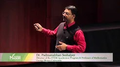 The M in STEM | Padmanabhan Seshaiyer | TEDxGeorgeMasonU