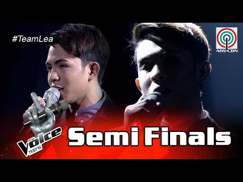 The Voice Teens Philippines  Semifinals: Chan Millanes - A Song For You