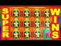 ** SUPER WINS ** DRAGON LAW ** KONAMI ** SLOT LOVER **