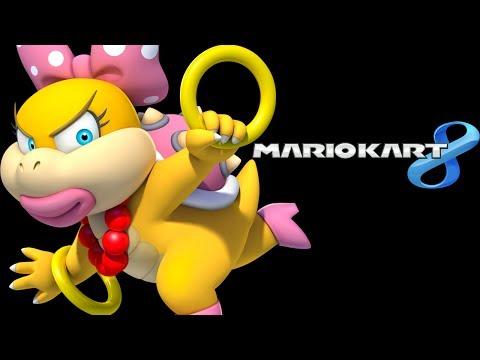 Mario Kart 8 Online Set 1 - Rev it Up