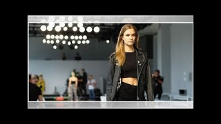 Josephine Skriver Goes Glam For New Maybelline Cosmetics TV Commercial