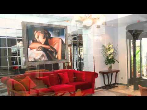 Hôtel & Spa LE DOGE --- Relais & Châteaux ---- Casablanca - (Réception)