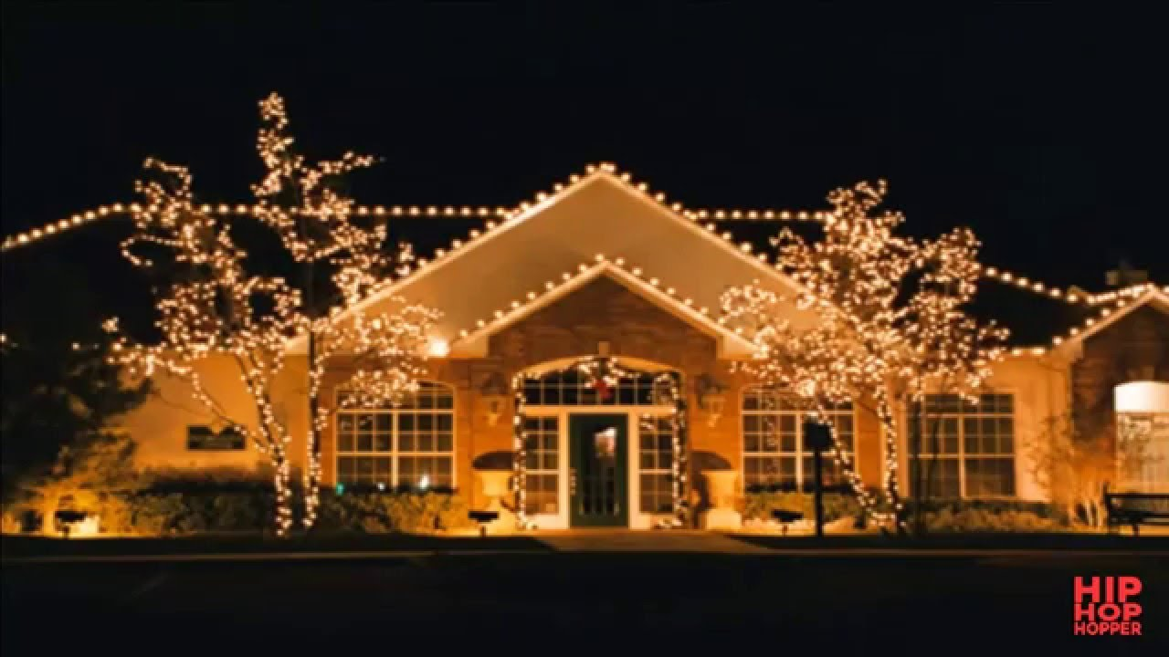 Best christmas decorated houses in the world doovi Holiday decorated homes
