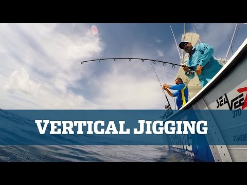 Florida Sport Fishing TV Vertical Jigging Seminar - AJ Tuna Snapper Grouper  Gulf Atlantic