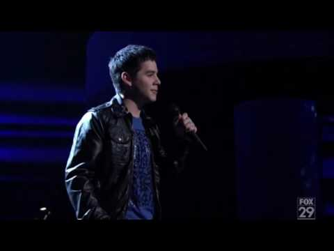 David Archuleta  Imagine Enhanced Audio Remaster NEW High Quality
