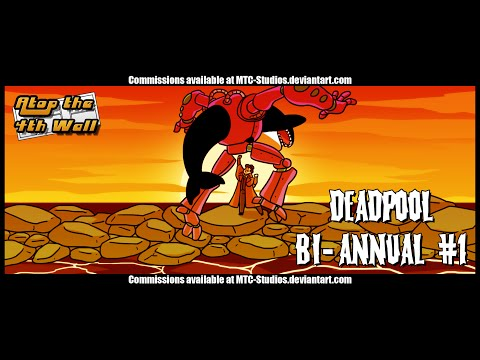 Deadpool Bi-Annual #1 - Atop the Fourth Wall