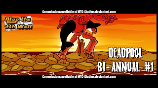 Deadpool Bi-Annual #1 - Auf der Vierten Wand
