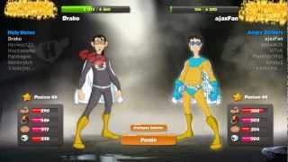 Hero Zero : Wojna Drużyn - Holy Heros V...