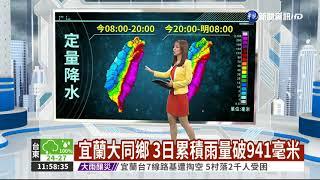 共伴效應發威 北台灣