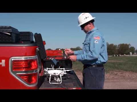 Drones serve useful purpose in pipeline operations