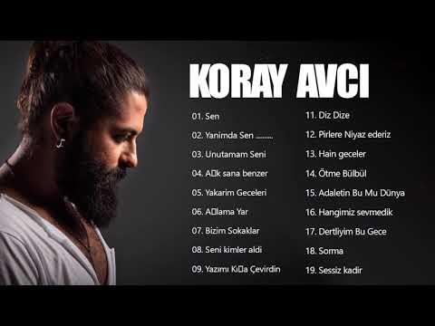 KORAY AVCI En iyi şarkılar MIX 2021 || KORAY AVCI Tüm albüm 2021 Full HD indir