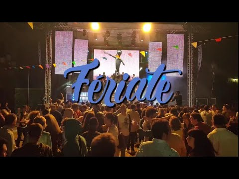 Feriate - Alexs Fajardo ft Rubén González (Official-Lyric-Video) / Parodia / Feria de Albacete 2018