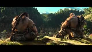 Warcraft - дублированный трейлер №2 [HD:1080p]