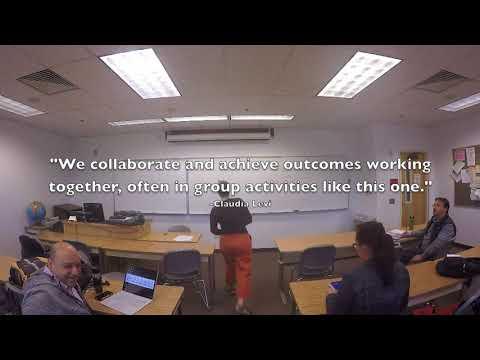 Edmonds CC Project Management Time-Lapse