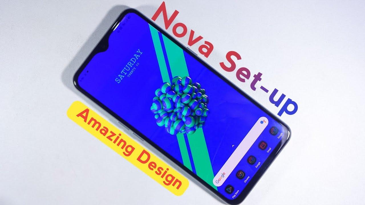The Best Nova Launcher Home Screen Setup 2020 | New ...