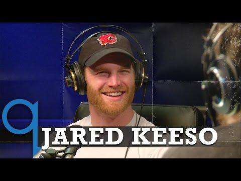 Letterkenny star Jared Keeso talks slang, Listowel, and unsafe humour