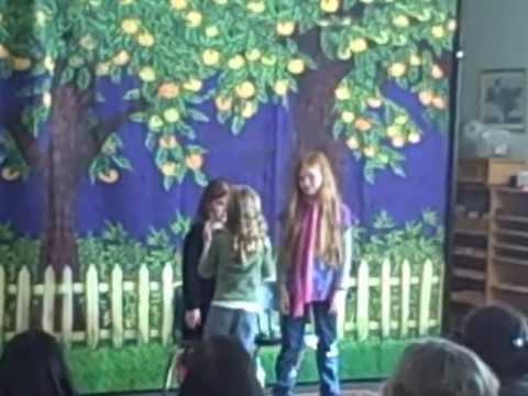 Odyssey Montessori - Drama improv performance