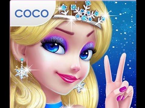 ayudante explorar Despertar  juegos de princesas para vestir y maquillar para jugar Disney HD - YouTube