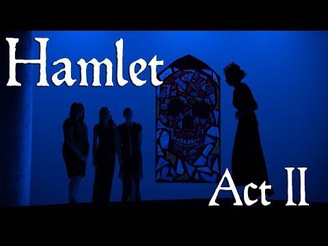 Bear River High School: HAMLET - ACT II (Oct. 2017)