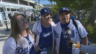 30 Years After Gibson's Epic Home Run, Dodgers Fan Hope For Momentum To Keep On Game 3 Of NLCS