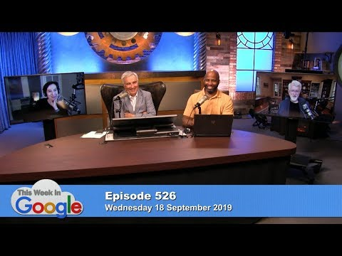 All Stick No Carrot - This Week in Google 526