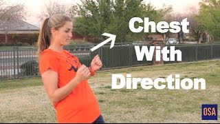 How to Chest a Soccer Ball with Direction