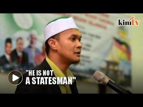 PAS member slams Mahathir over remarks on Najib's ancestry