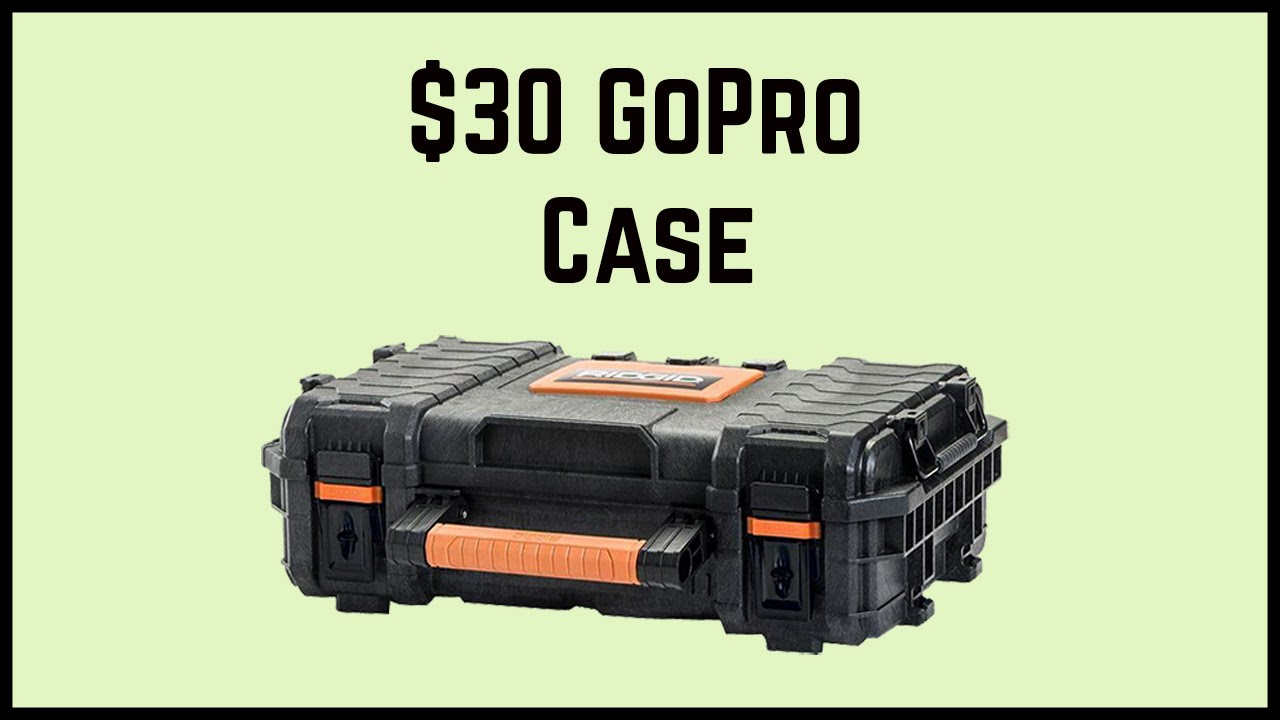 how to get a gopro out of the case