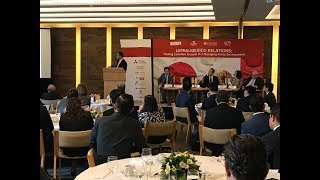 "LUNCHEON SEMINAR ""JAPAN-MEXICO RELATIONS: Finding Common Ground in ..."