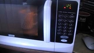 микроволновая печь Mystery MMW-1707 обзор