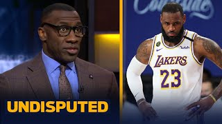 Skip & Shannon react to Lakers GM 3 loss to Nuggets in Western Conference Finals   NBA   UNDISPUTED
