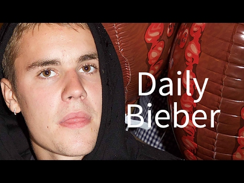 Justin Bieber - Did He Get His Tongue Pierced?