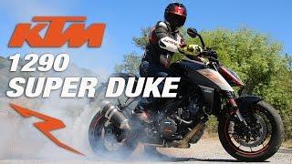 KTM 1290 Super Duke R 2017 Prueba a fondo [Full HD]