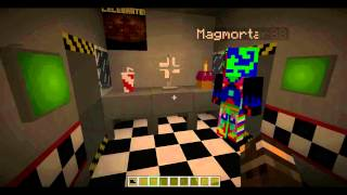 minecraft five nights at freddys role play